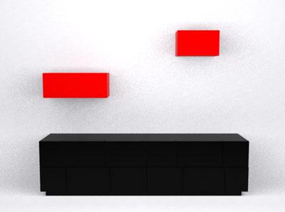 Mobili design palermo for Outlet di mobili di design