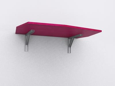 tavolo pieghevole da parete