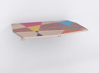 Tavoli da parete pieghevoli idee di design nella vostra casa - Tavolo a ribalta da parete ...